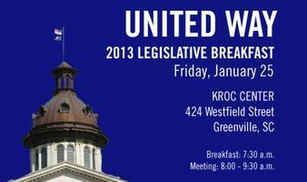 2013 Legislative Breakfast