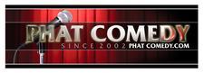PHAT COMEDY.COM logo
