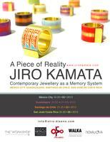 A PIECE OF REALITY:CONTEMPORARY JEWELLERY AS A MEMORY...
