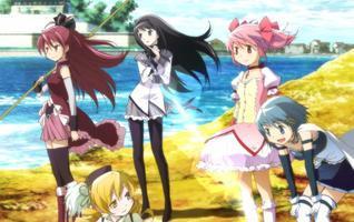 Madoka Magica - Part 1: Beginnings / Part 2: Eternal