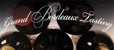2010 Grand Bordeaux Tasting   presented by Zachys Wine...