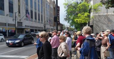 2013 Spring Walking Tour Series