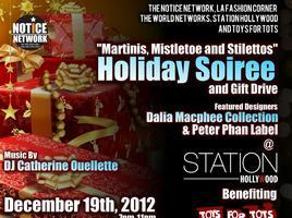 "Martini's, Mistletoe, and Stiletto's Holiday Soiree"" |..."