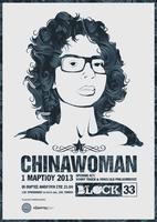 CHINAWOMAN LIVE @ BLOCK33