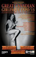 GIRLESQUE '13: General Admission Weekend Pass  (All 3...