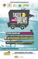 Inaugural Taste & Brews Beer Fest Atlanta