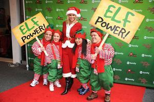 Santa's Workshop Wrap Party