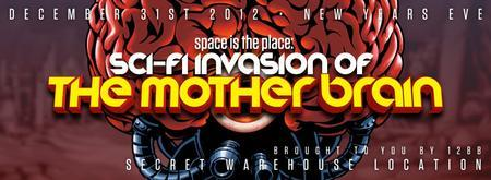 "NEW YEARS:  SPACE IS THE PLACE ""SCI-FI INVASION OF THE..."