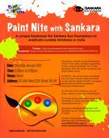 PaintNite with Sankara Eye Foundation