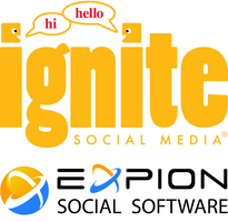 Ignite Social Media and Expion Social Software