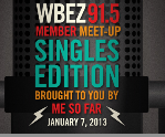 WBEZ Meetup: Singles Edition Brought To You By Me So...