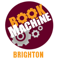 BookMachine Brighton (hosted by WriteClub)