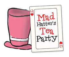 Mad Hatter's Eccentricly English Afternoon High Tea...
