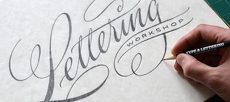 Hand-Lettering for Graphic Design