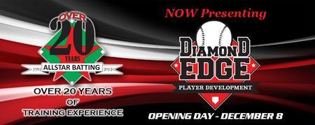 Diamond Edge Player Development Presents...