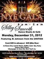 Silky Smooth New Year's Eve Celebration Gala 2012!!...