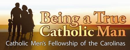 St. Ann's Men's Forum with Father Reid