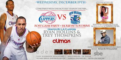12.19.12: Come Party With The Hottest Team In The...