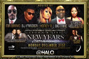 NYE GROWN & SEXY FREE CIROC @HALO $2,000 CASH DROP!!