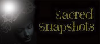 Sacred Snapshots 2013