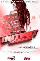 OUTPUT XMAS CELEBRATION @ PIG 'N WHISTLE (HOLLYWOOD)...
