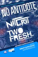 Plenty of tickets at the door at 9pm for   No...