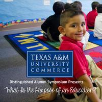 A&M-Commerce Distinguished Alumni Symposium
