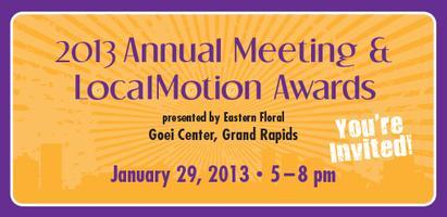 Annual Meeting & LocalMotion Awards