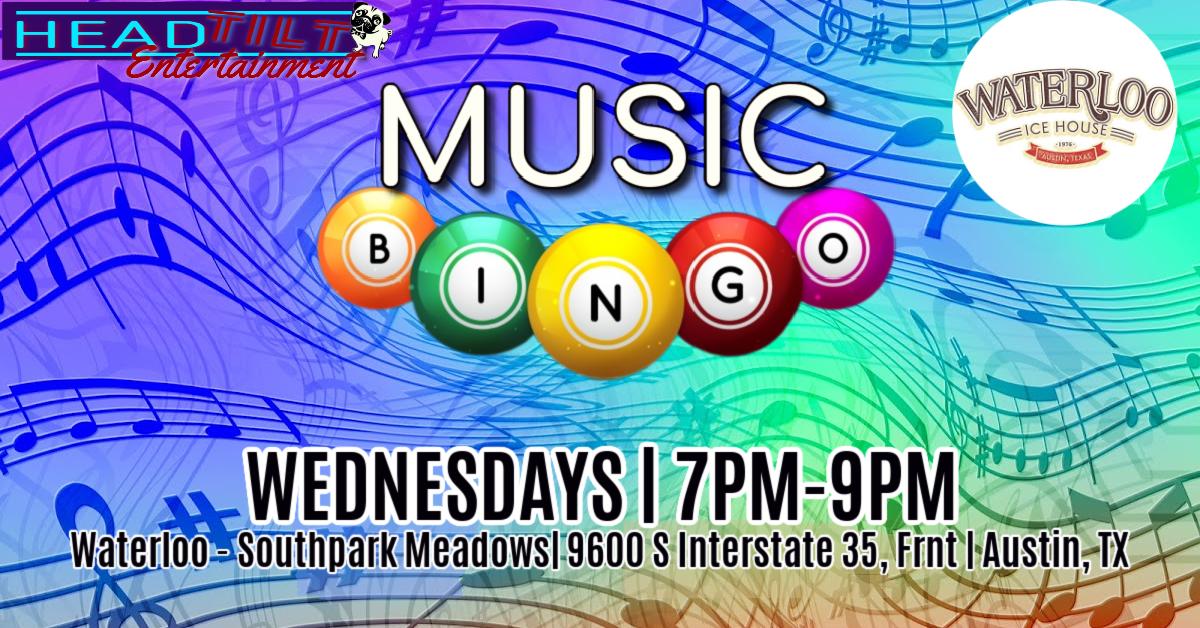 Music Bingo at Waterloo Ice House - Southpark Meadows