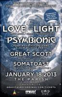 LOVE AND LIGHT + PSYMBIONIC (PostWaveFutureCore Album...