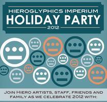 Hieroglyphics Imperium Holiday Party 2012