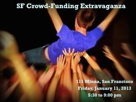 San Francisco CrowdFunding Launch Party