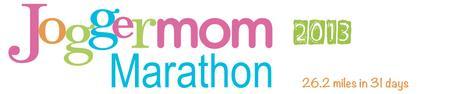 Joggermom.com's Virtual Marathon