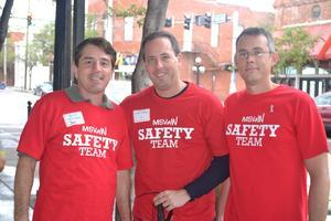 Men Stopping Violence Against Women: Safety Team