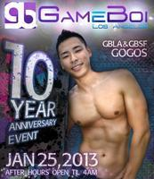 GAMeBoi LA 10 Year Anniversary (18+) AfterHours