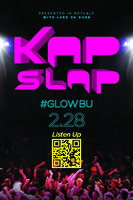 Sigma Alpha Mu and Alpha Delta Pi Present Kap Slap