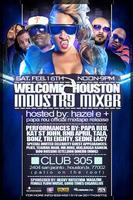 """Welcome to Houston"" All Star Weekends Celebrity Mixer..."