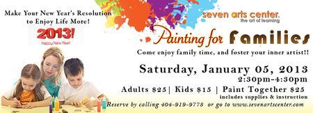 Painting for Families
