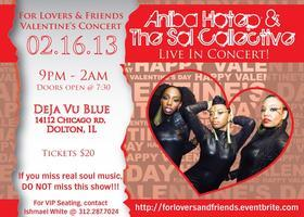 For Lovers & Friends! <3 Valentine's Concert!!!