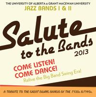 Salute to the - A Tribute to the Great Swing Bands...