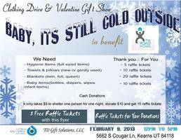 Baby, It's Still Cold Outside :: Clothing Drive & Gift...