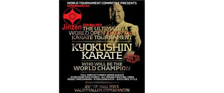 ULTIMATE  WORLD OPEN KARATE TOURNAMENT