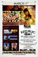BIG DIRTY PRESENTS LIL SUZY BIRTHDAY BASH