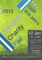 Volunteer Charity Fair