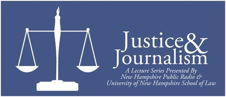 Justice and Journalism Speaker Series with Dina...