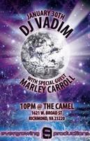 DJ VADIM w/ special guest Marley Carroll