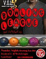 Varsity Gay League Bowling League Winter Season