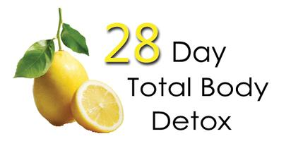 28 Day Total Body Detox REVAMPED! - SOLD OUT