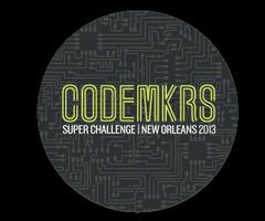 Codemkrs SUPER Challenge