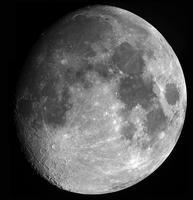 Observing the Moon (Weather Permitting)